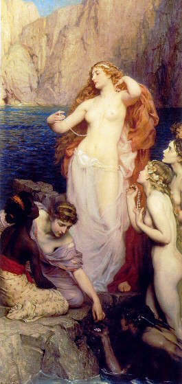 Picture of Aphrodite & Sea Nymphs