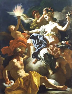 Picture of Tithonus and Aurora