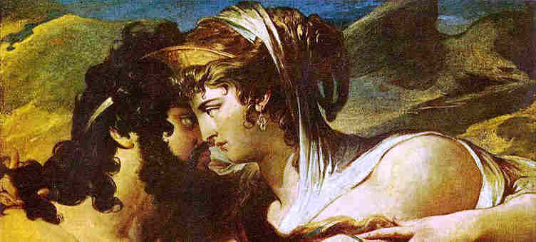 Deception of Zeus by Hera