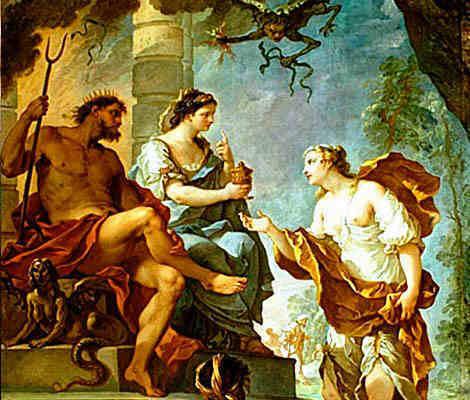 Persephone, Queen of Hades ***