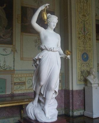 Statue of Hebe