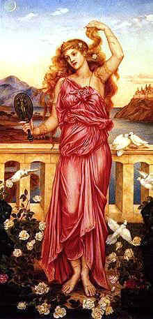 Myth Stories - Picture of Helen of Troy