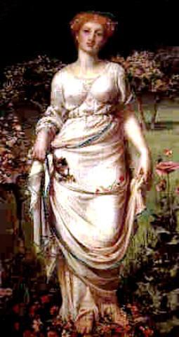Bild der Hestia, der G...