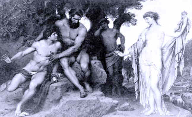 the myth behind the birth of prometheus The creation of man by prometheus prometheus and epimetheus were spared imprisonment in tatarus because they had not fought with their fellow titans during the war with the olympians.