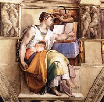Picture of the sibyl